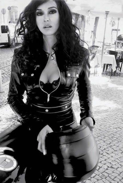 Monica Bellucci - like fine wine.