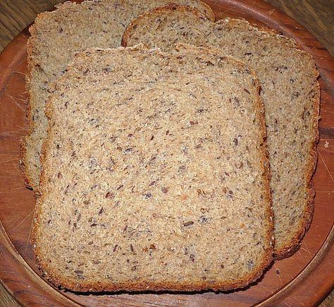 Vollkornbrot für den Brotbackautomat, ein schmackhaftes Rezept aus der Kategorie Brot und Brötchen. Bewertungen: 2. Durchschnitt: Ø 2,8.
