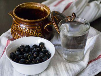 Кулага смородиновая с розмарином - рецепт с пошаговыми фото / Меню недели