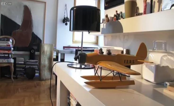 Finnish designer Ristomatti Ratia's home in Helsinki
