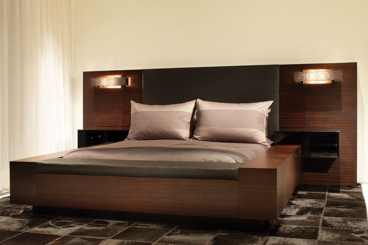 Lusso Bed © Magni Home Collection