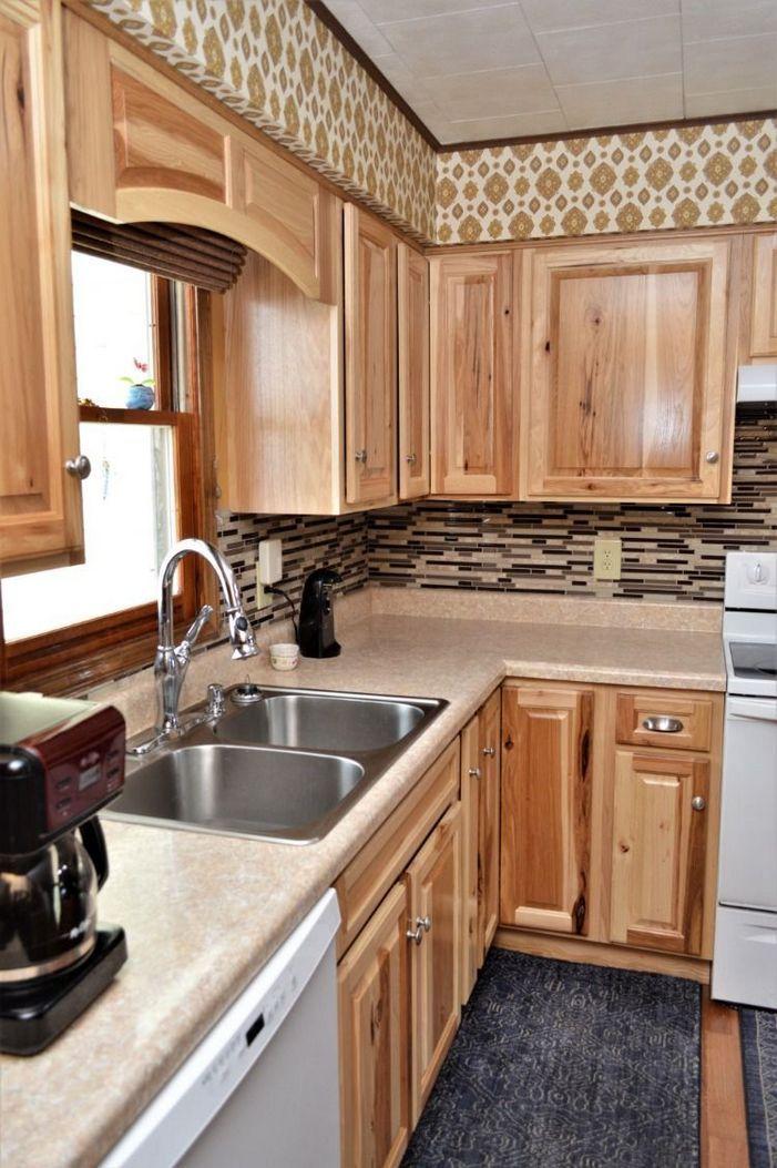 93 Kitchen Cabinet Decorative Accents Hickory Models 11 Hickory Kitchen Cabinets Rustic Kitchen Rustic Kitchen Design