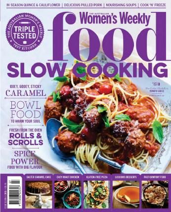 30 best food magazines images on pinterest reading book to read womens weekly slow cooking issue 7 2015 by my tran issuu forumfinder Images