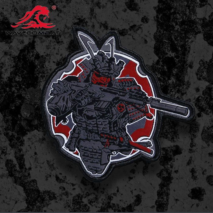 Stormtrooper TACTICAL Samurai Morale Patch Star Wars Milspec Woven label | Collectibles, Animation Art & Characters, Japanese, Anime | eBay!