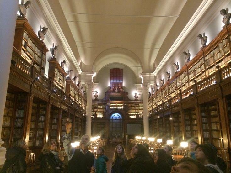 University of Bologna library