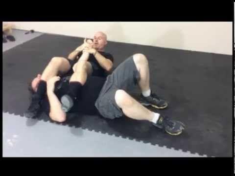 Virtual Class: How to do a martial art takedown under strikes - YouTube
