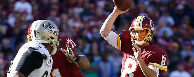 Kirk Cousins comfortable at home, with short passes, against blitz - Stats & Info - ESPN