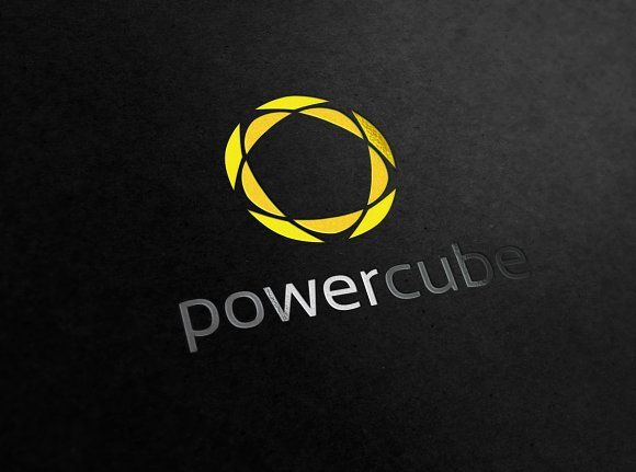 Power Cube by Super Pig Shop on @creativemarket