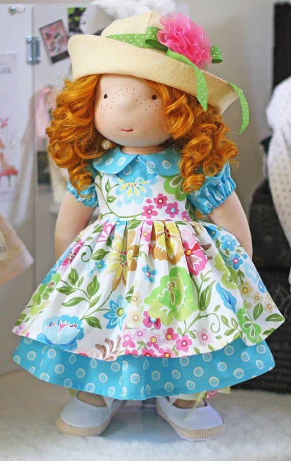 "Spring Fling Outift for 18"" dolls"