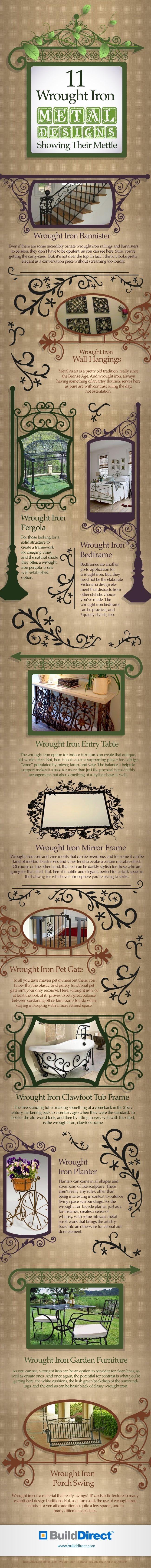 Wrought Iron2 Wrought Iron Design Made To Impress