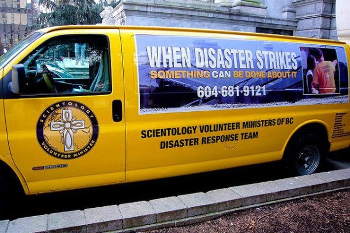 Perfect Scientology ScientologyVolunteerMinisters Help with Hurricane Harvey http qoo ly hnzy The Scientology Volunteer Ministers arrived in Rockport