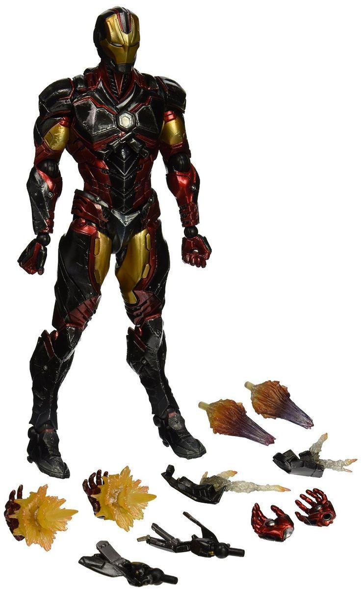 Marvel Universe : Iron Man Play Arts Kai Action Figure