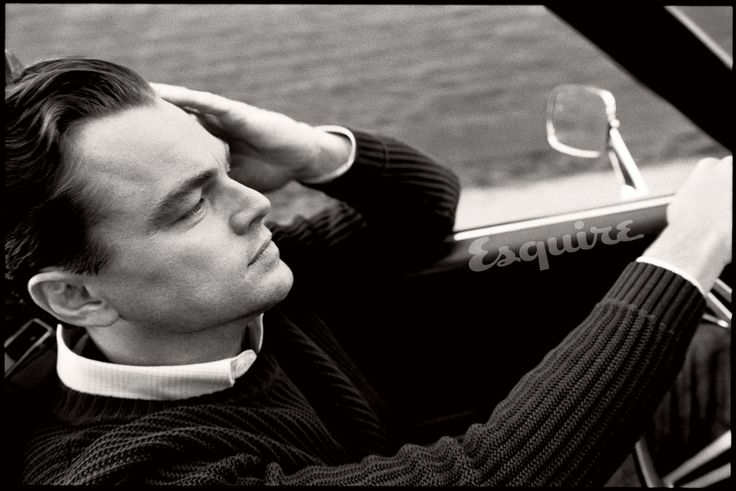 An Afternoon With Leonardo DiCaprio