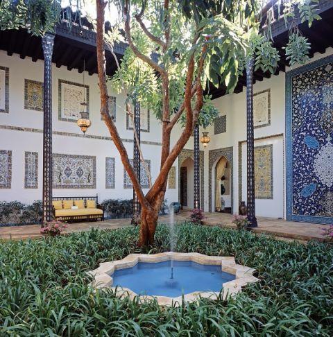 iran courtyards - Google Search