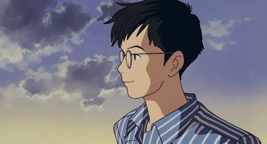 """Umi ga Kikoeru"" (""Ocean Waves"") - Studio Ghibli, 1993"