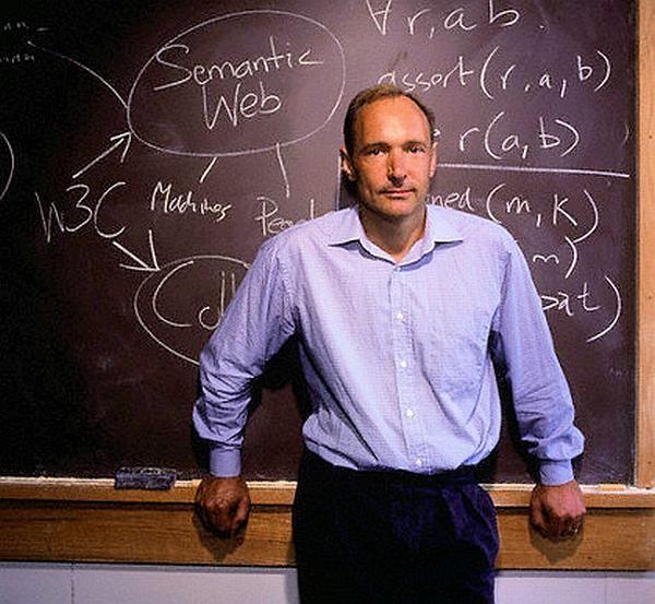 Sir Tim Berners-Lee - Inventor of Internet
