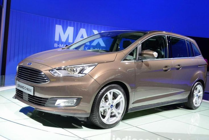 Ford Grand C-Max approved - http://autotras.com