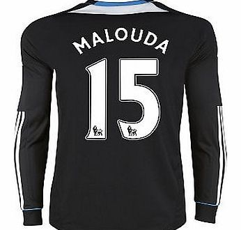 Chelsea Away Shirt Adidas 2011-12 Chelsea L/S Away Shirt (Malouda 15) Buy the brand new Chelsea Long Sleeve away shirt for the 2011/12 Premiership season complete with Florent Malouda shirt printing.The new Chelsea football shirt is manufactured by Adidas and is availab http://www.comparestoreprices.co.uk/football-shirts/chelsea-away-shirt-adidas-2011-12-chelsea-l-s-away-shirt-malouda-15-.asp