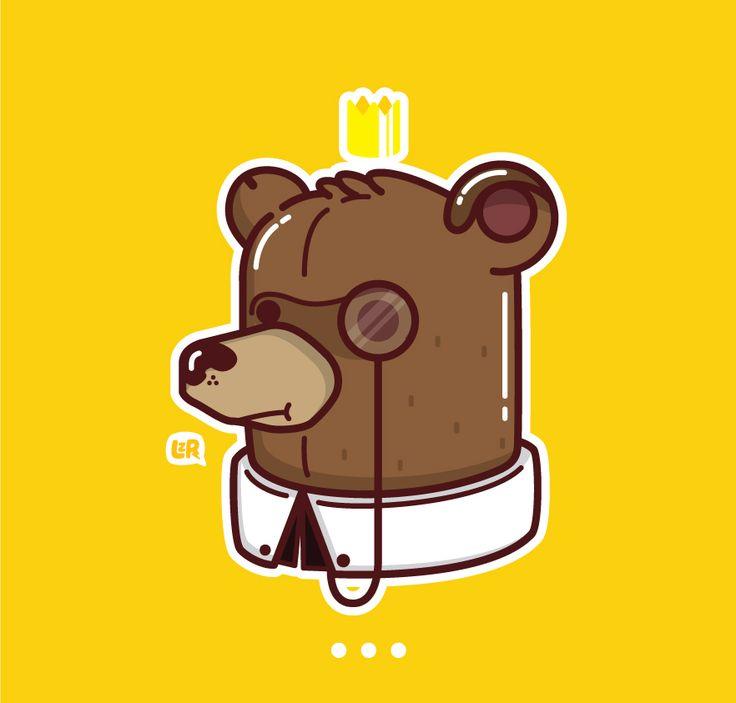 The King Bear..