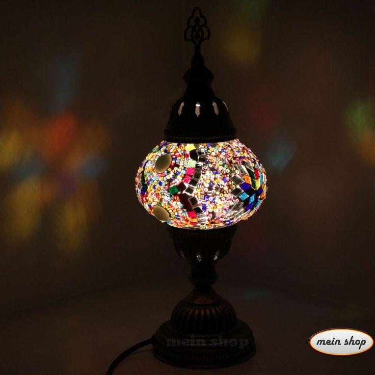 10 best meinshop de mosaik lampe images on pinterest for Marokkanische tischlampe
