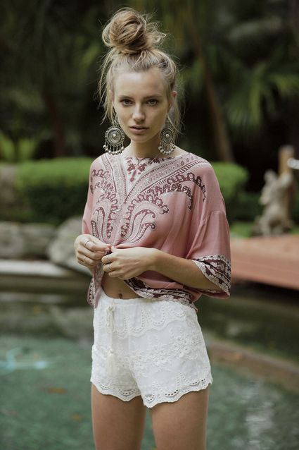 BOHO BEAUTY - Arnhem Clothing, Byron Bay Australia, Womens fashion designer, Arnhem Bickley