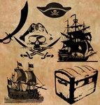 pirate: Pirates Brushes, Areth Burg, Pirates Stuff