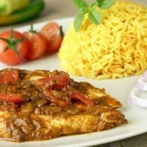 Chicken Curry. Recipes with photos.