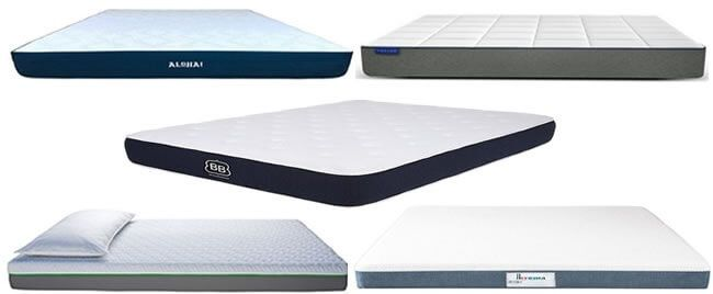 Top Rated Mattresses 2020 They Are