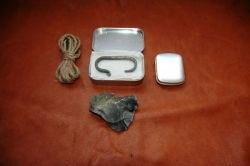 Outdoor :: Fire Making :: Deluxe Flint & Steel Kit - Boy Scout Store - Boy Scout Collectibles & Memorabilia & Gifts