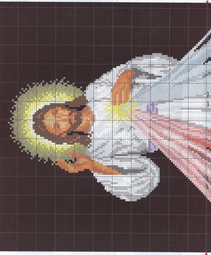 Best religious cross stitch images on pinterest