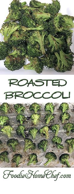 Roasted Broccoli - #Broccoli is a vegetable that people either love or hate. Once they try it roasted though... a lot of those haters change their mind! Broccoli is considered a superfood & something you want to have in your diet regularly. --------- #Food #Cooking #Recipes #Recipe #Cuisine #GreatFood #HomeCooking #ComfortFood #SideDish #SideDishRecipes #Vegetarian #VegetarianRecipes #Vegan #VeganRecipes #Vegetables #HealthyRecipes #RoastedVegetables #BroccoliRecipes #RoastedBroccoli…
