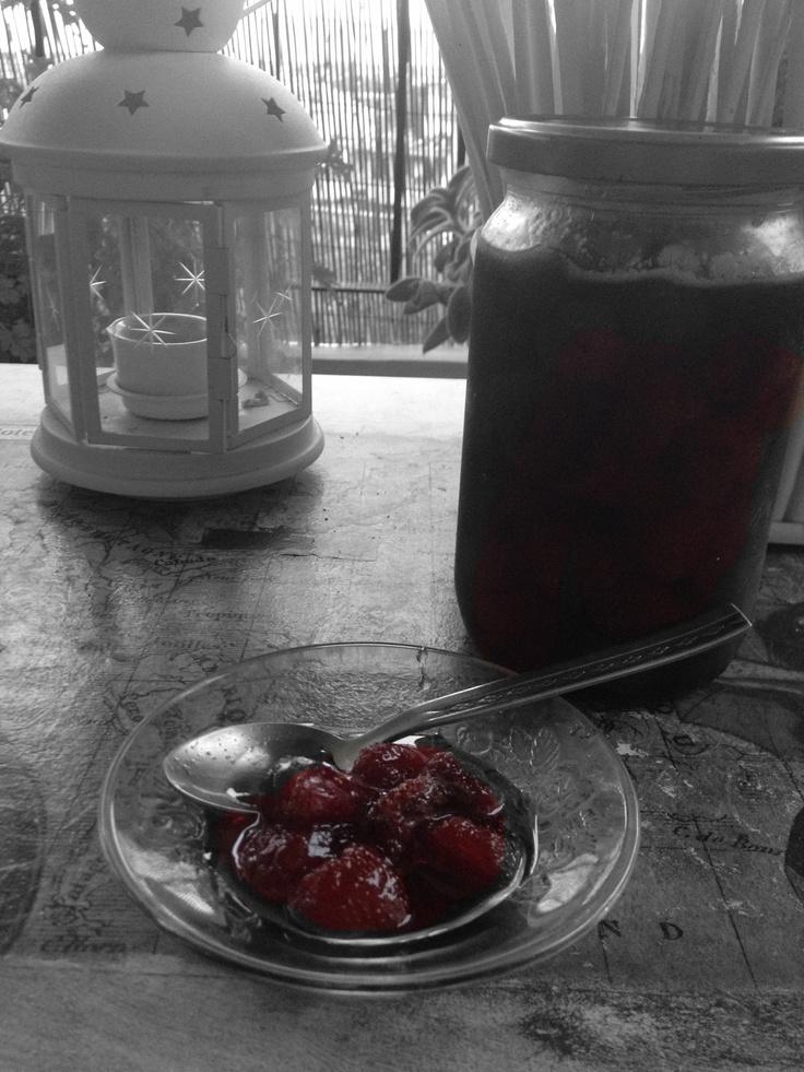 Γλυκο φράουλα...