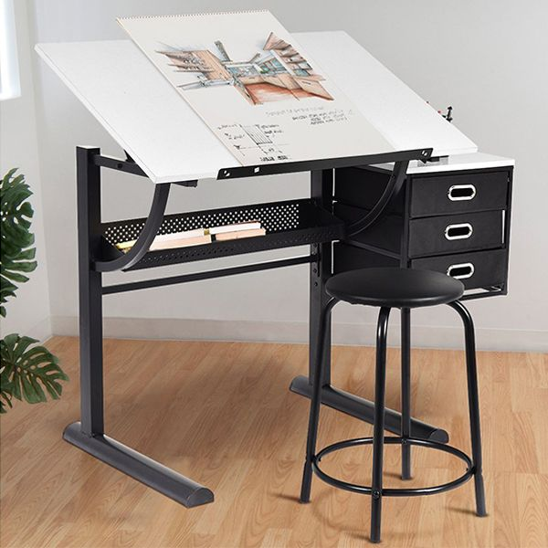 List Of 15 Best Drawing Table And Art Desks Table A Dessin Table Et Moderne