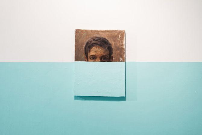 Davide D'elia - Antivegetativa, 2013
