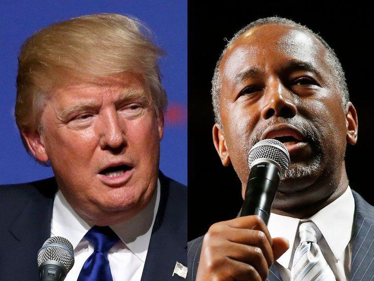VIDEO=> Donald Trump Defends Dr. Ben Carson: He Has Freedom of Speech  Jim Hoft Sep 21st, 2015