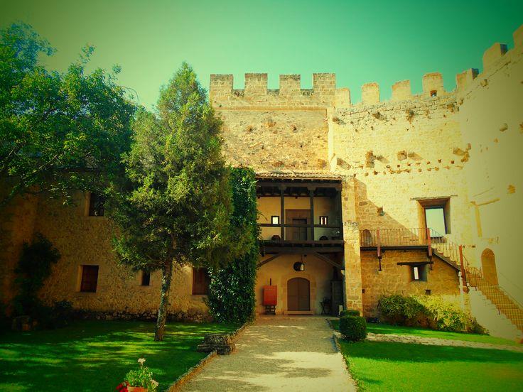 Castillo Dependencias Museo Ignacio Zuloaga.