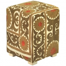 Meghana Medium Size Suzani Cube. Member only site--I'm so tired of getting all those emails from sites I'm a member of.: Meghana Medium, Medium Size, Suzani Cube, Cubes, Size Suzani, Products, Abu Medium, Meghana Suzani