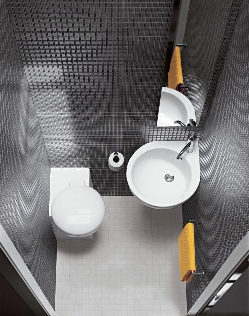 a small basic bathroom and elegant
