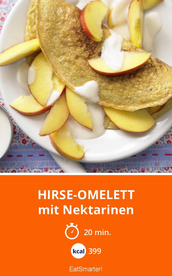 Hirse-Omelett