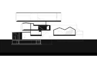 Herzog & De Meuron - Vitra Haus