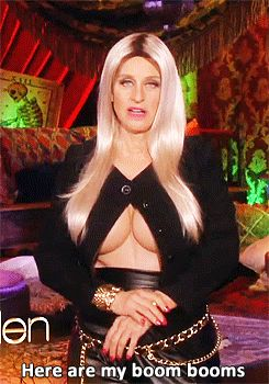 And this about says it all: | Ellen Degeneres Has Won Halloween With Her Nicki Minaj Costume