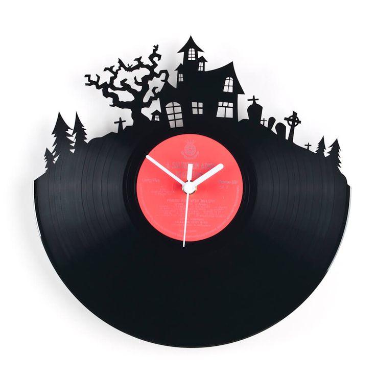 13 besten uhr schallplatte bilder auf pinterest uhren wanduhren und vinyl schallplatten. Black Bedroom Furniture Sets. Home Design Ideas