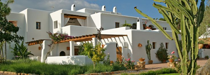 Can Curreu - hotel rural and spa Ibiza