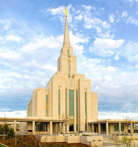 Oquirrh Mountain Temple—We visited this temple as a family during the open house. We love this temple!