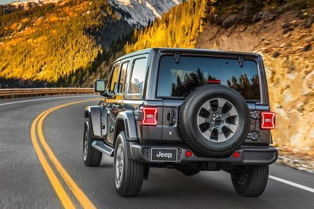 2020 Jeep Wrangler Redesign 2020 Jeep Wrangler Redesign