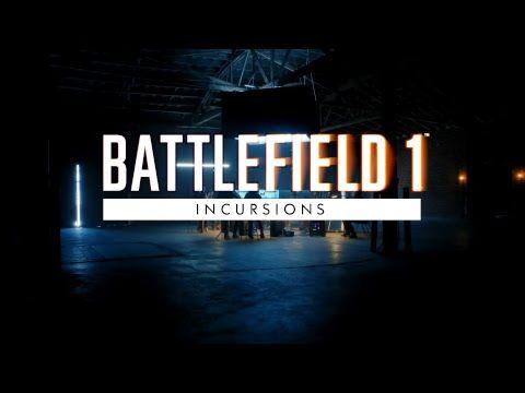 nice Battlefield 1 Incursions Closed Alpha Live Stream