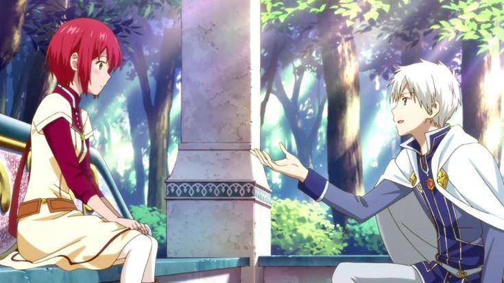 Manga :Shirayuki aux cheveux rouges / shirayuki &zen    / http://www.kana.fr/resultats-du-top-15-des-couples/#.WQon4MakKM-