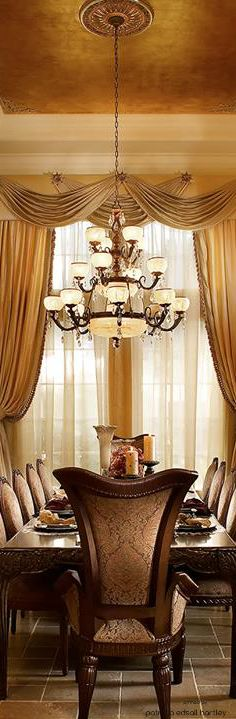 Best 25+ Dining room drapes ideas on Pinterest | Dining room ...
