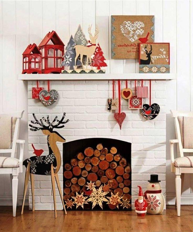 Cute Deer For Christmas Spaces