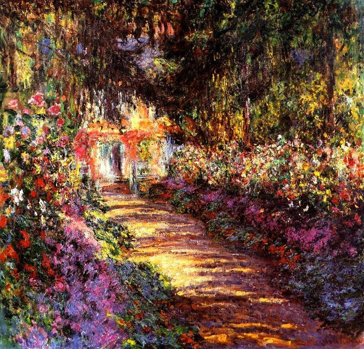 5 Paintings By Monet That Have Truly Magical Colors | http://thebrushstroke.com/5-paintings-monet-truly-magical-colors/
